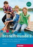 Beste Freunde 2 A1.2 - učebnice - Georgiakaki Manuela
