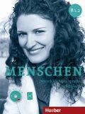 Menschen B1/2 Arbeitsbuch mit Audio-CD - Breitsameter Anna