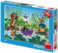 Puzzle Krtečkova plavba - 100XL dílků - Dino Toys