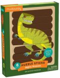 Tyčinková skládačka: Dinosauři 24 dílků - Mudpuppy