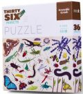 Puzzle Hmyz 300 dílků - Crocodile Creek