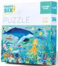 Puzzle Zvířata v oceánech 300 dílků - Crocodile Creek