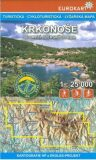 Krkonoše a pomezí Jizerský hor 1:25 000 - Kartografie HP