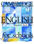 Cambridge English For Schools 4 Student´s Book - Andrew Littlejohn