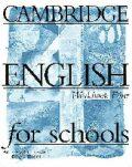 Cambridge English For Schools 4 Workbook - Andrew Littlejohn