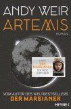 Artemis (německy) - Andy Weir