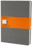 Moleskine: Sešity 3 ks linkované světle šedé XL - Moleskine