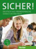 Sicher! C1/2: Kurs und Arbeitsbuch mit CD-ROM zum Arbeitsbuch, Lektion 7-12 - Kiesele Kathrin