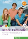 Beste Freunde B1/1: Arbeitsbuch mit CD-ROM - Lena Töpler