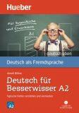 Deutsch üben: Deutsch für Besserwisser A2 mit MP3-CD - Anneli Billina