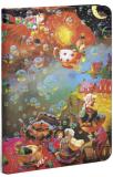 Zápisník Paperblanks Imagination - Midi, nelinkovaný (Wonder & Imagination)  - Hartley & Marks