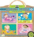 Little Princess Wooden Puzzle - Innovative Kids