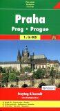 Praha 1:16 T plán města - GeoClub