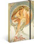 Notes Alfons Mucha – Poezie, linkovaný - Presco Group