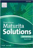Maturita Solutions 3rd Edition Elementary Student´s Book CZ - Tim Falla, Paul A. Davies