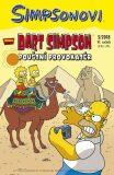 Bart Simpson Pouštní provokatér - Matt Groening