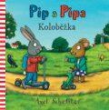 Pip a Pipa - Koloběžka - Axel Scheffler