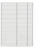 Podložka A5 lin./čtv.papír 52 - KOH-I-NOOR