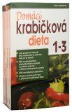 Domácí krabičková dieta 1 - 3 - dárkový box (komplet) - Alena Doležalová