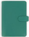 Filofax Diář A6 - Saffiano, Osobní, akvamarínová - Filofax