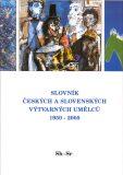 Slovník českých a slovenských výtvarných umělců 1950 - 2005 14.díl Sh - Sr - Chagall - výtvarné centrum