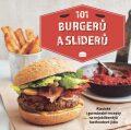 101 burgerů a sliderů - Edice Knihy Omega