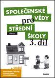 Společenské vědy pro SŠ 3.díl - Učebnice - Dobešová L.