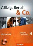 Alltag, Beruf, Co. 4 - 4. díl učebnice a prac. sešitu A2/2 vč. CD - Norbert Becker, Jörg Braunert