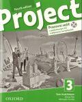 Project 3 Pracovní sešit s poslechovým CD a Project Online Practice (4th) - Tom Hutchinson, ...