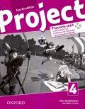 Project Fourth Edition 4 Pracovní sešit - Tom Hutchinson, ...