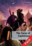 Dominoes Second Edition Level 2 - the Curse of Capistrano + MultiRom Pack - Johnston McCulley, Bill Bowler