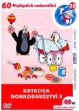Krtkova dobrodružství 5. - DVD - Zdeněk Miler