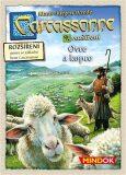 Carcassonne rozšíření 9: Ovce a kopce - Wrede Klaus-Jürgen