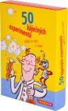 Mindok 50 Báječných experimentů - kolektiv autorů