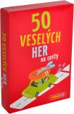 MIndok 50 veselých her na cesty - Schmitz Silvia