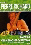 Návrat velkého blondýna - Edice Pierre Richard disk č. 4 DVD - CODI art & Production Agency