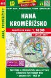 Haná Kroměřížsko 1:40 000 - Freytag & Berndt