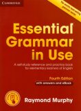 Essential Grammar in Use 4E with answers and Interactive eBook - Raymond Murphy