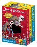 Walliams - dárkový box (komplet) - David Walliams
