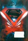 Sešit - Superman/Red/A4 linkovaný 40 listů - Presco Group