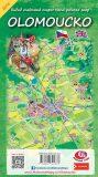 Olomoucko - Malované mapy