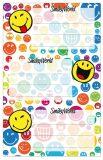 Etikety na školní sešit Smiley World - Herlitz