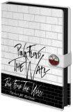 Zápisník Pink Floyd - The Wall (A5) - MagicBox