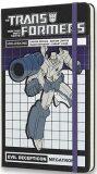 Moleskine: Transformers zápisník linkovaný Megatron L - Moleskine
