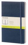 Moleskine - zápisník - tvrdý, čistý, modrý L - Moleskine