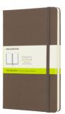 Moleskine - zápisník tvrdý, čistý, hnědý L  - Moleskine