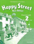 Happy Street 2 New Edition Pracovní sešit - Stella Maidment