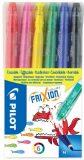 Pilot FriXion Colors - sada 6 barev - Pilot