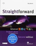 Straightforward 2nd Ed. Advanced: Student´s Book + eBook - Roy Norris