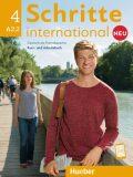 Schritte international Neu 4: Kursbuch + Arbeitsbuch mit Audio-CD - Christoph Wortberg